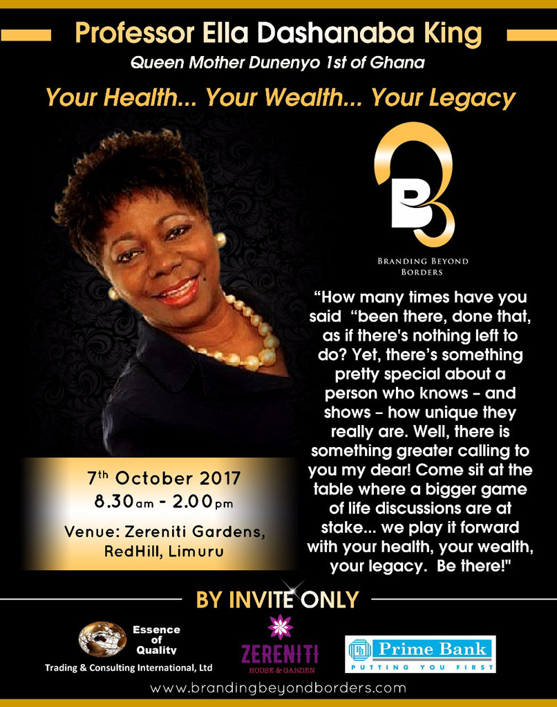 Your Health, Your Legacy